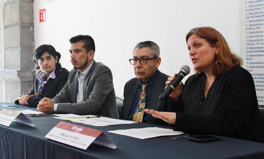 Emprende IMACP programa Insitus, Arte y cultura en espacio público
