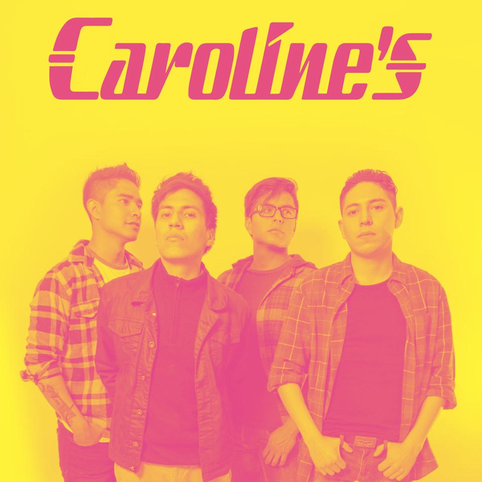 Caroline's es como escuchar a dos bandas en una