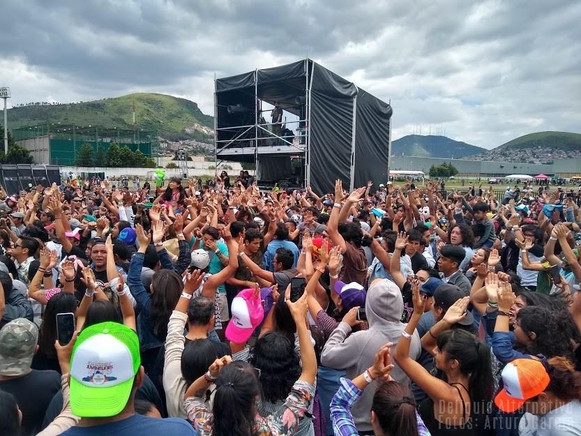 El primer Festival de las Juventudes en Tlalnepantla