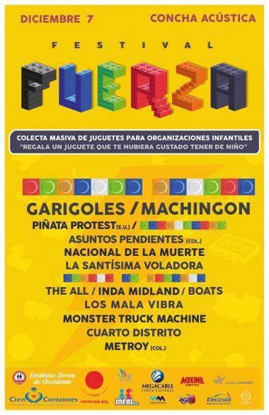 Festival Fuerza | Primera Edición