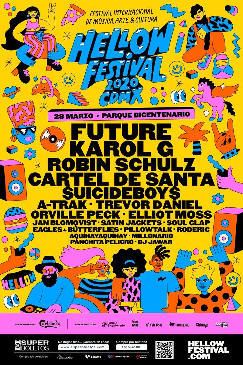 El mejor festival en la CDMX de marzo