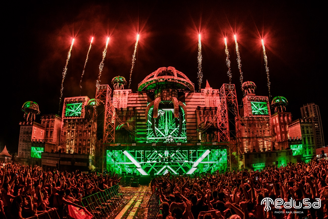Festival Medusa por segunda vez en CDMX