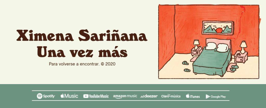 Ximena Sariñana - Una vez más